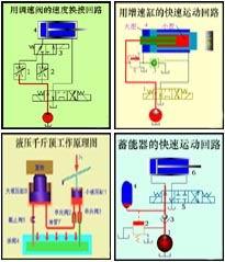液压传动概述课件_YYJX-D35型《液压传动》多媒体虚拟仿真综合实验装置.机械陈列柜 ...