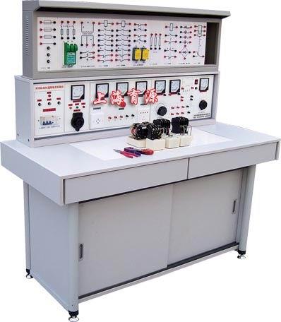 立式电力拖动(工厂电气控制)实验室设备 立式电工