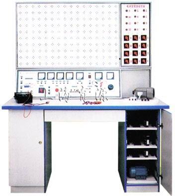 电工电子电力拖动(带直流电机)实验室设备