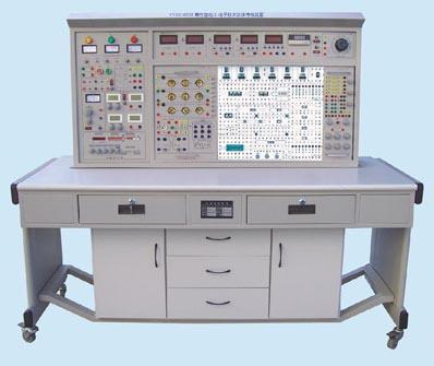 电工P丨C接线实物图