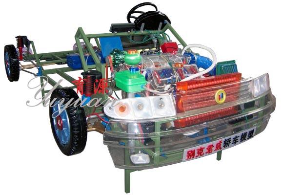 8比例制造,附汽车电路 02  捷达轿车透明整车模型 台 按实物1:0.
